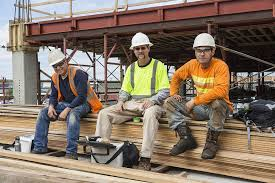 the highest paid hourly jobs in any industry construction laborer job description and salary information