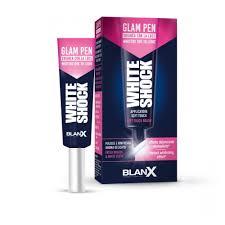 <b>Отбеливающий карандаш</b> BlanX Pen <b>White Shock</b> GlamSmile ...