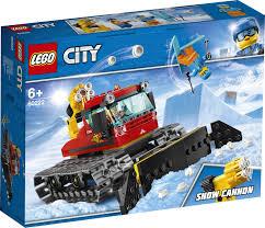 <b>LEGO City Great</b> Vehicles 60222 Снегоуборочная машина ...