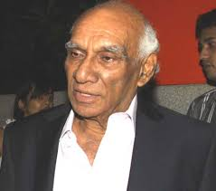 "Yash Chopra. A hospital source said Chopra was hospitalised Saturday afternoon after he felt weakness. ""He is fine now and is expected to be discharged in a ... - Yash-Chopra_1"