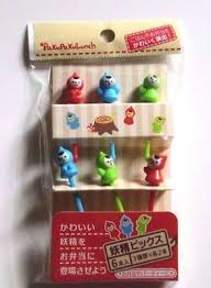 Bento Lunch Box Accessory Fairy Food Picks <b>6 pcs Brand</b>-<b>New</b> | eBay