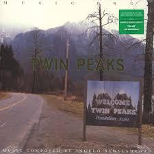Виниловая пластинка <b>Angelo Badalamenti</b> TWIN PEAKS (<b>OST</b> ...