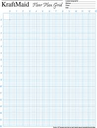 kitchen design graph paper: you can either make templates of your existing furniture to scale and