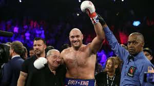 Tyson Fury vs. Tom Schwarz fight results: 'Gypsy King' dismantles ...