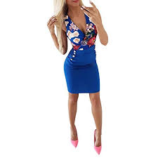 uookboy Women Summer Slim Sleeveless Dress ... - Amazon.com