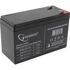 <b>Аккумулятор для ИБП</b> 12V 9Ah <b>Gembird</b> BAT-12V9AH — купить ...