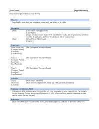resume  formatting a resume in word  corezume coword format resume gallery  free microsoft