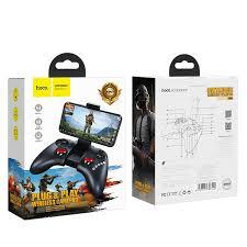 <b>Hoco GM3 Continuous</b> joystick with phone holder Wireless gamepad