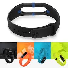 Wrist-<b>Strap Bracelet</b> Band2-Accessories Mi-<b>Band</b> Xaomi <b>Silicone</b> US ...