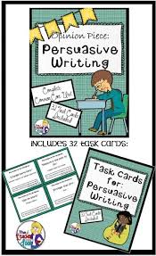 images about writing   persuasive writing on Pinterest Persuasive writing bulletin board