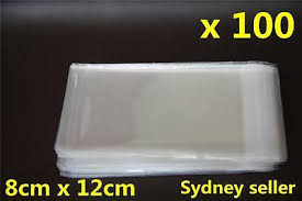 14x14cm size clear resealable cellophane bopp poly bags transparent opp for plastic storage bag self adhesive seal