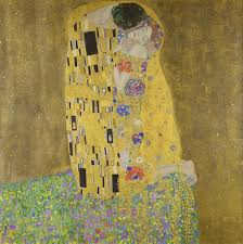 The <b>Kiss</b> - Gustav Klimt — Google Arts & Culture