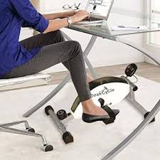 new deskcycle premium quality low profile design mini exercise bike for an invigorating work workout turn your office chair into a fitness work bike office chair