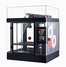 <b>Raise3D Pro2</b> 3D PRINTERS