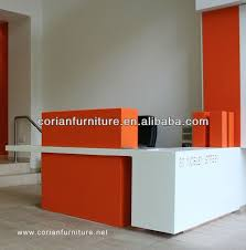 receptions reception desks and desks on pinterest bridge reception counter office line