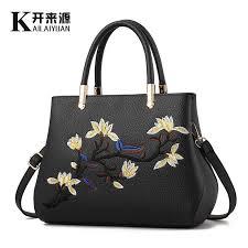 KLY <b>100</b>% <b>Genuine leather Women</b> handbags 2019 New bag ...