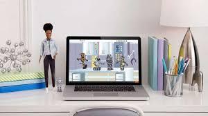 STEM: Барби инженер-<b>робототехник</b> помогает девочкам ...
