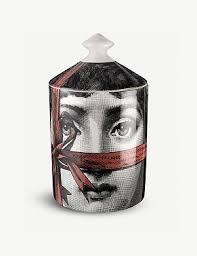 FORNASETTI - Fior di <b>Lina</b> scented candle <b>900g</b>   Selfridges.com