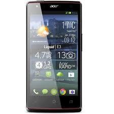 ≡ Acer Liquid E380 E3 DualSim Black - купить Acer Liquid E3