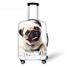 Путешествие багажа <b>чемодан</b> защитный <b>чехол</b> мультфильм ...