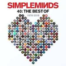 <b>Simple Minds Forty</b> : The Best of Simple Minds - VinylVinyl