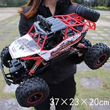 Pinjeer <b>RC Car 1/12</b> 4WD Rock Crawlers 4x4 Driving Car Double ...