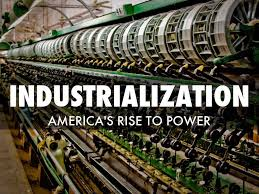 essay on the industrialization in difficulties
