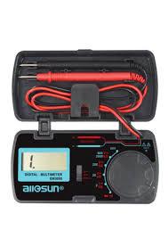 EM3081 DIGITAL MULTIMETER - all-sun