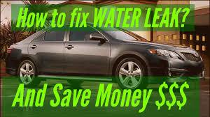 2010 Toyota Camry Water Leak in <b>Front</b> & <b>Rear Passenger</b> Floor ...