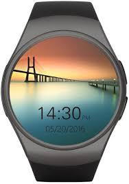 Смарт-<b>часы Kingwear KW18</b> купить недорого в Минске, обзор ...
