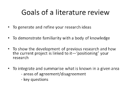 What is a Literature Review   and How Do I Write One    Nicholas