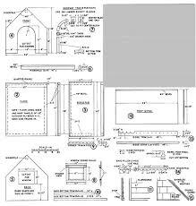 Wood Dog House Plans Plans   planpdf   woodplanswood dog house plans