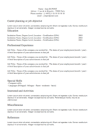 free traditional resume templates resume builder classic resume free traditional resume templates