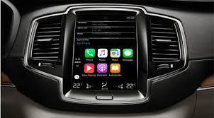 Apple CarPlay - XC90 2018 - Volvo <b>Cars Accessories</b>