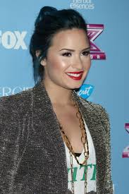 X Factor Finalist Party OCEANUP TEEN GOSSIP Demi Lovato X Factor Finalist Party.