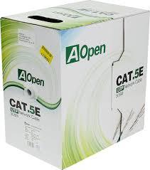 Купить <b>AOpen UTP</b> CAT5E 305M ANC514-40 за 2 195,00 ₽ в ...
