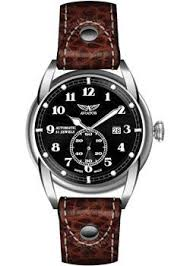 <b>Часы Aviator V</b>.<b>3.07.0.081.4</b> - купить мужские наручные <b>часы в</b> ...