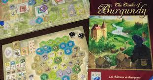 Resultado de imagem para the castles of burgundy board game