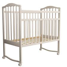 Детская <b>кроватка Агат Золушка</b>-1 качалка - Акушерство.Ru