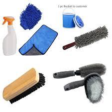 <b>8pcs Car</b> Care Cleaning Tools Kit <b>Vehicle</b> Wash Tools Kit for ...