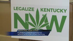 Former Congressman Mike Ward pushing for medical marijuana in Kentucky