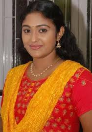 Sreeja Chandran – South Indian Television Serial Actress - Sreeja_Chandran_Tv_Serial_Actress_1