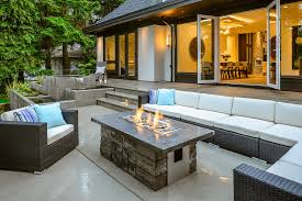 gas patio table home design interior awesome patio furniture fire pit small