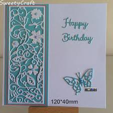 Stamps <b>Dies</b> Scrapbooking Flower Leaves Frame <b>Metal Cutting</b> ...