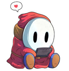 DS Shy Guy | Shy Guy | Know Your Meme via Relatably.com