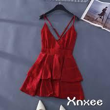 <b>Xnxee</b> Ribbon <b>Tie</b> Shoulder See Though Floral <b>Lace</b> Bodysuit ...