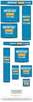 important ad campaign web banner by admiral adictus graphicriver important ad campaign web banner banners ads web elements