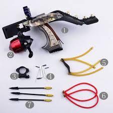 Details about Laser Sight Shoot <b>Fishing</b> Reel <b>Slingshot Hunting Fish</b> ...