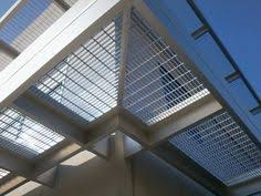 mcnichols bar grating provides shade from the sun you can find product details at bar grate mezzanine floor