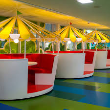 candy crush offices are designed as a cartoon kingdom candy crush king offices